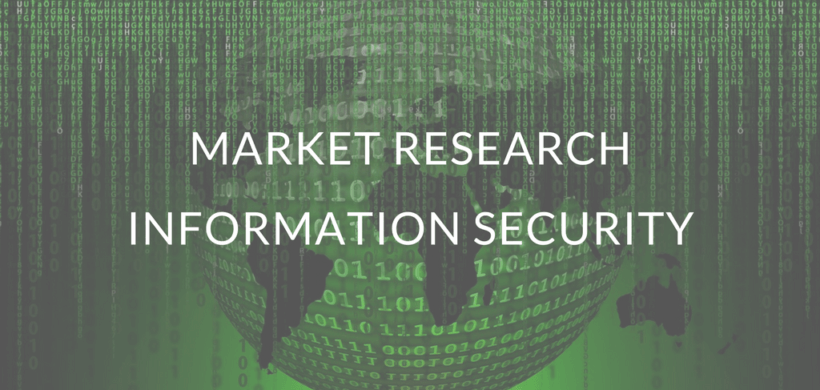 Market Research Information Security | How to Secure your Data and What it Means