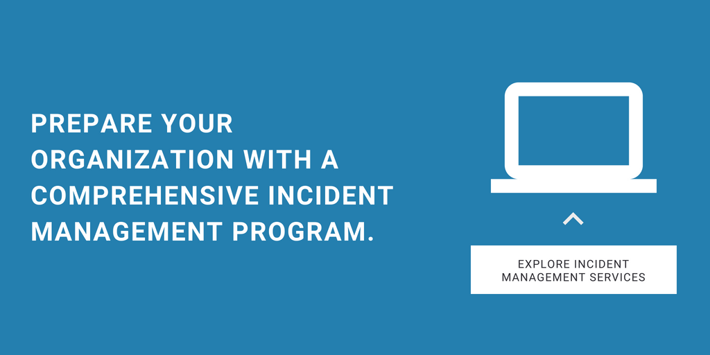 Incident Management Program Services