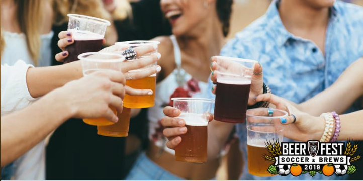Beer Fest OCSC Soccer Brews Event Series