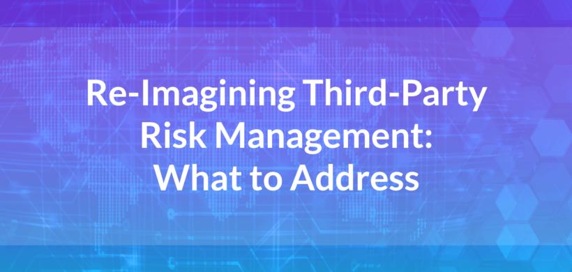 Vendor Risk Management: What to Address