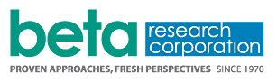 Beta Research Corporation logo for cybersecurity customer testimonial